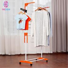 Easy storage stainless steel clothes drying rack
