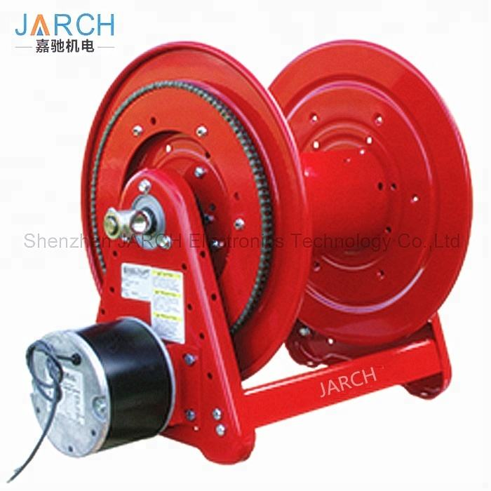 Retractable Heavy Duty Electric Motor Driven Cable Reel