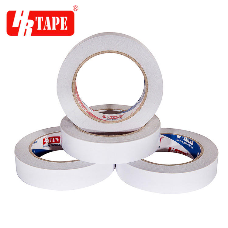 high quality Precut strong waterproof no residual heat resistant Round round double sided tape