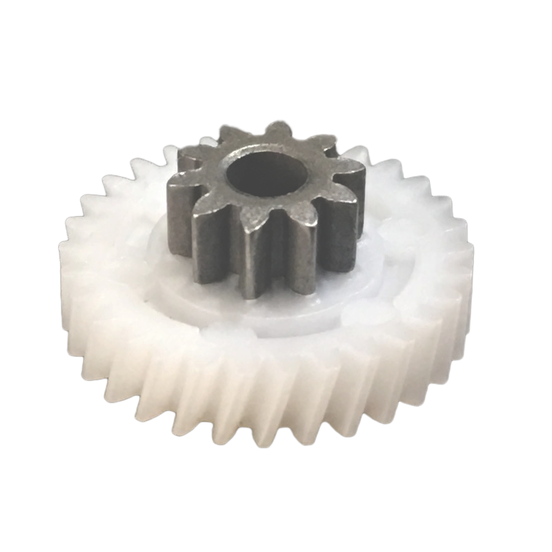 Custom durable POM delrin spur gears for home appliances