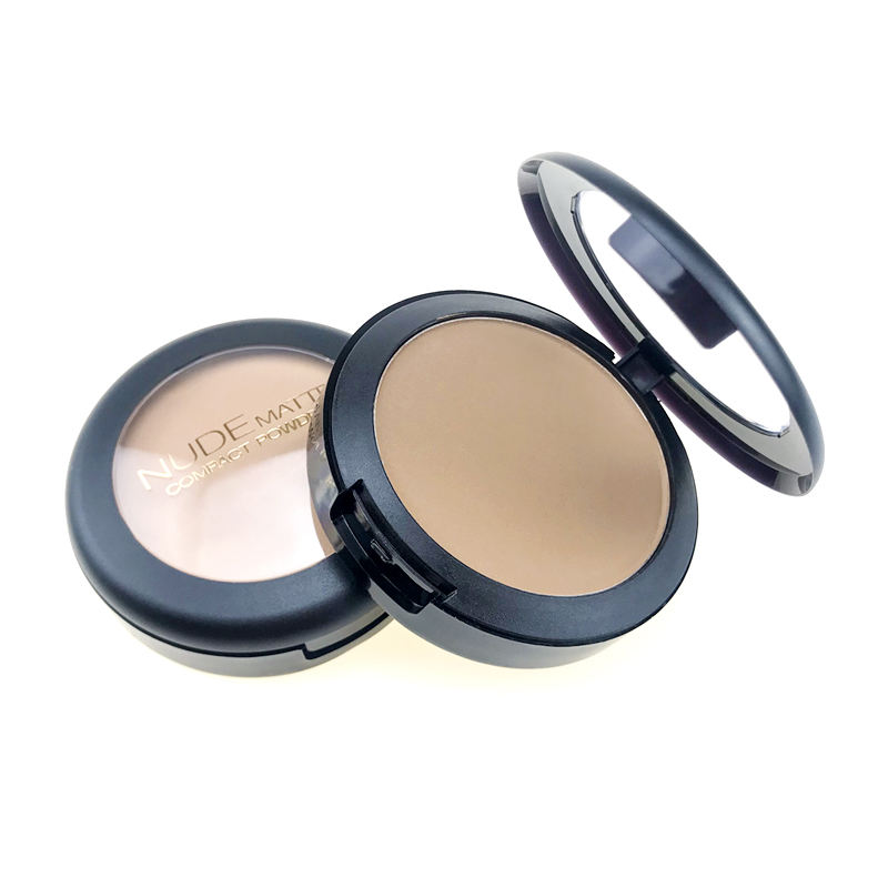 Professional OEM High Pigment Pressed Powder Waterproof Face Compact Powder