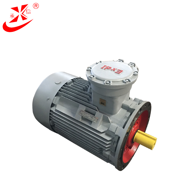 5.5 KW Electric Motor Made In China for Conveyor In The Underground Mine