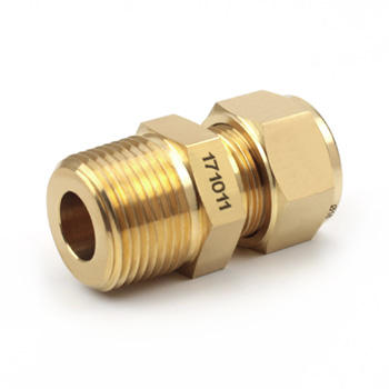 China top quality Hikelok gas pipe stainless steel brass compression tube fittings