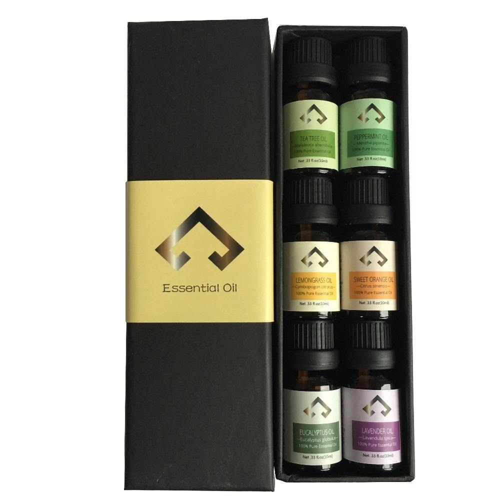 Aroma Therapy Essential Oil Set Peppermint Essential Oil Egypt
