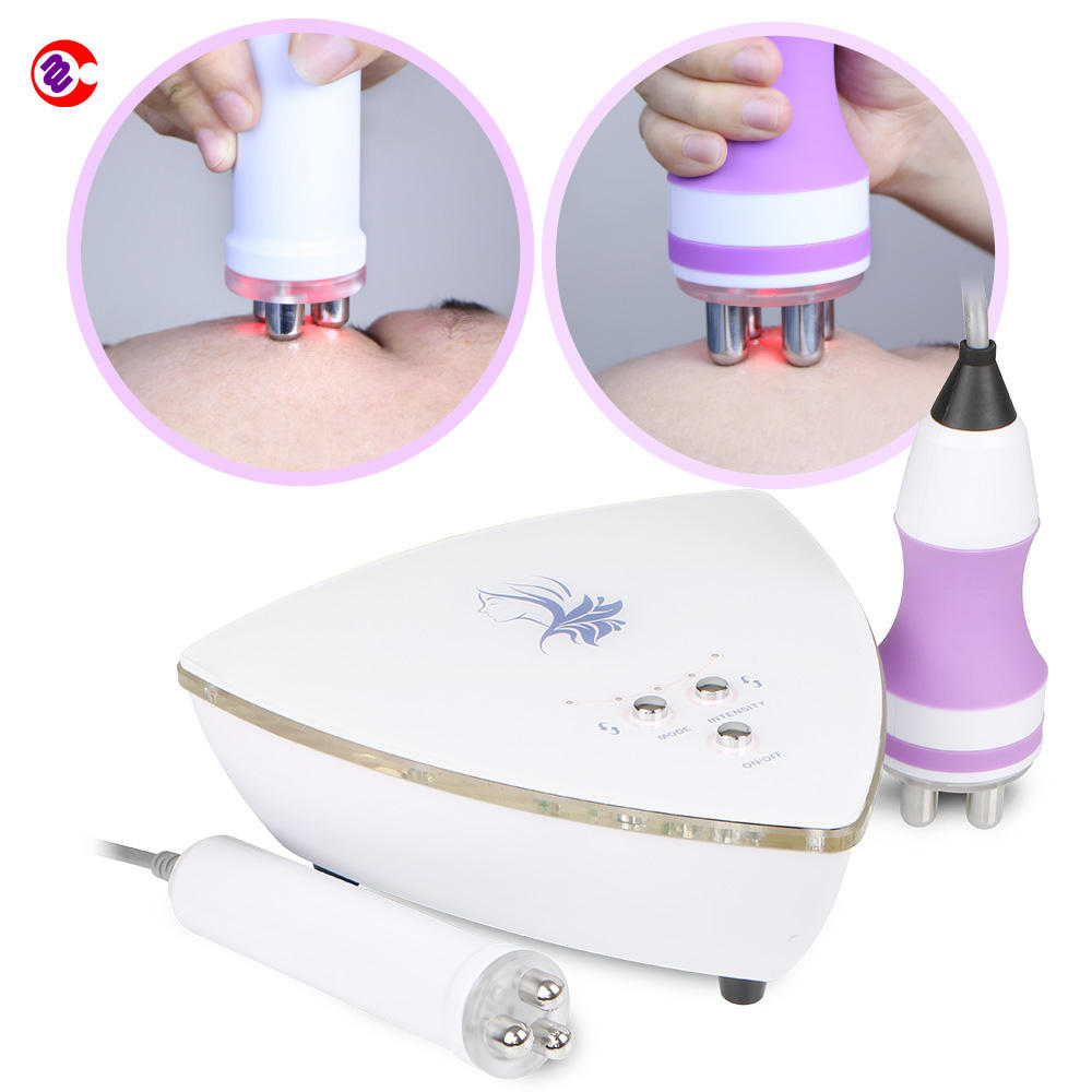 Hot 2 In1 Mini RF Radio Frequency Facial Wrinkle Removal Anti Aging Beauty Machine