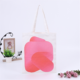 Custom Printed Colorful Promotional Eco Natural Cotton Tote Canvas Cloth Carry Shopping Bag