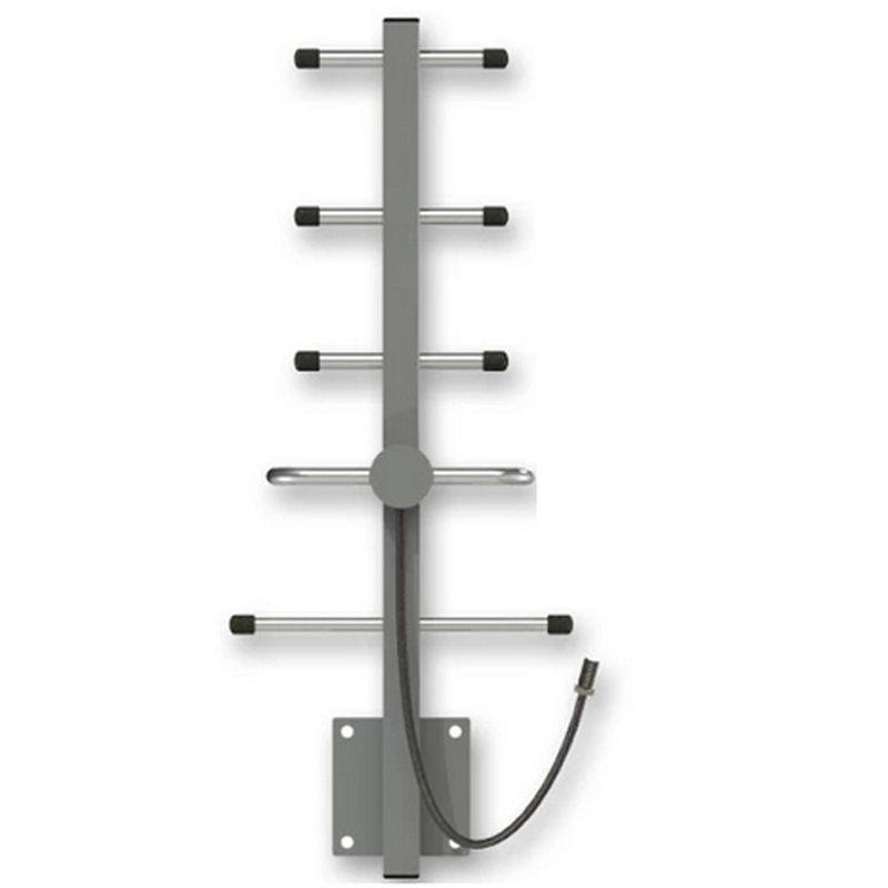 Long Range Boom 5 Elements UHF HDTV Outdoor Antenna 18dBi HDTV Aerial Outdoor
