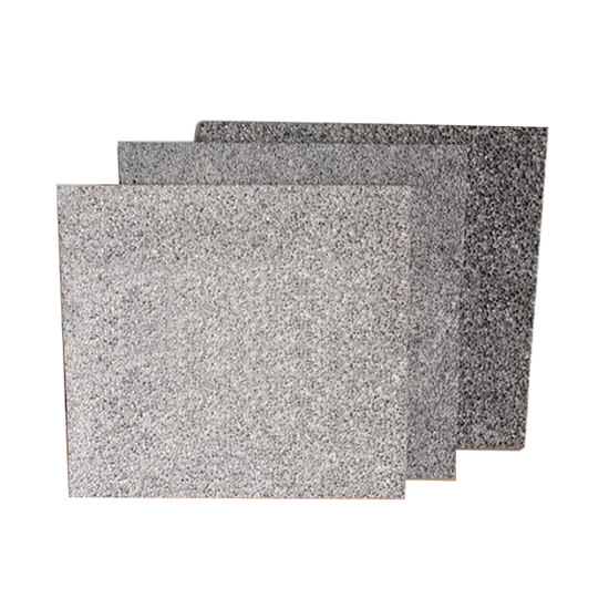 Open-cell Sound Absorbing Aluminum Foam Panels