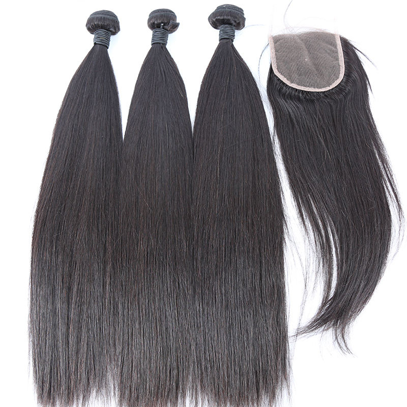 머리 익스텐션 레미 Hair Bundles 도매 Original Virgin Hair 납품업자 10A 엮어 큰 Stock Various Bundles