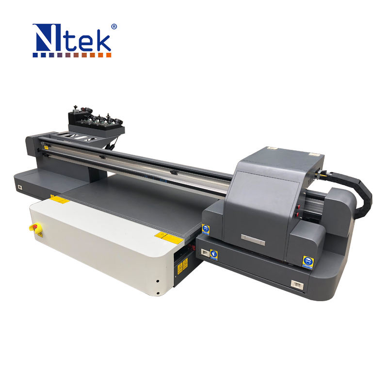 UV hybrid flatbed printer for wardrobe door printing machine
