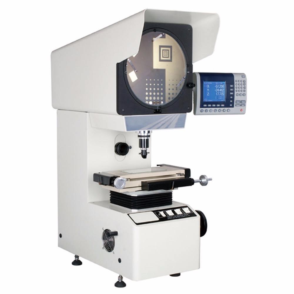 Низкая цена измерения Системный профиль оптического компаратора проектор