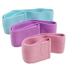 Hip Circle Bands Elastic Band Fitness Equipment Gum for Strength Training