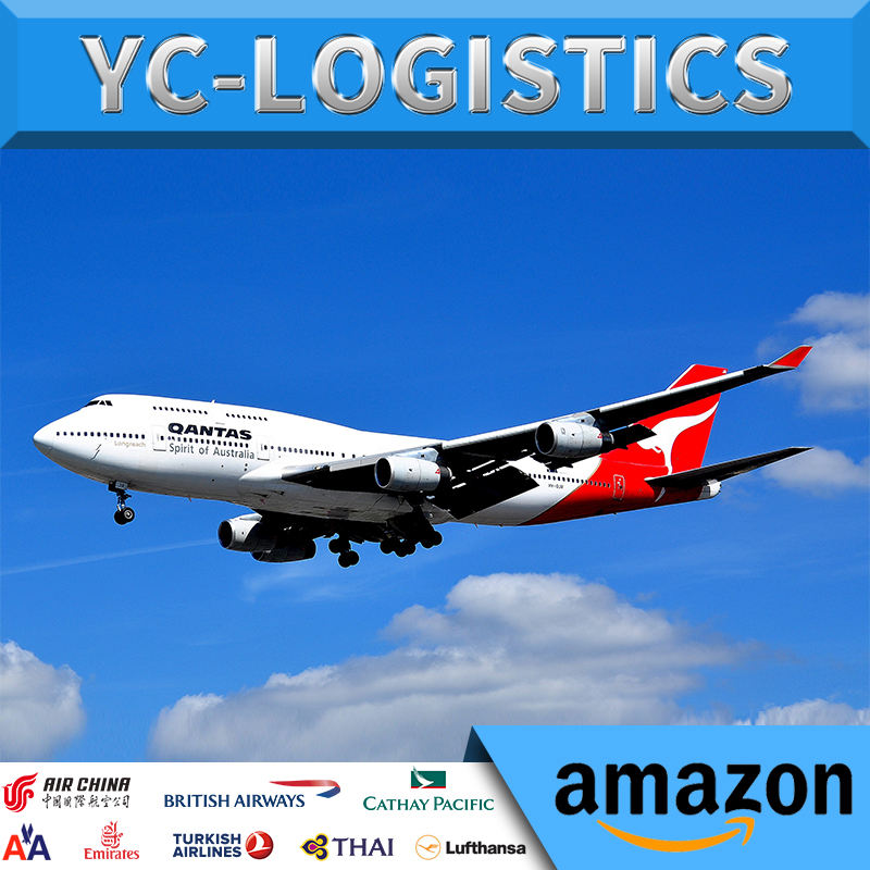 Shenzhen Air cargo service freight forwarder professional shipping to USA Amazon FBA DDU DDP