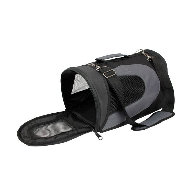 Air conditioned sáng tạo dog carrier pet carrier travel bag