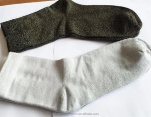 Sell Antimicrobial And Antistatic Socks With Silver Fiber
