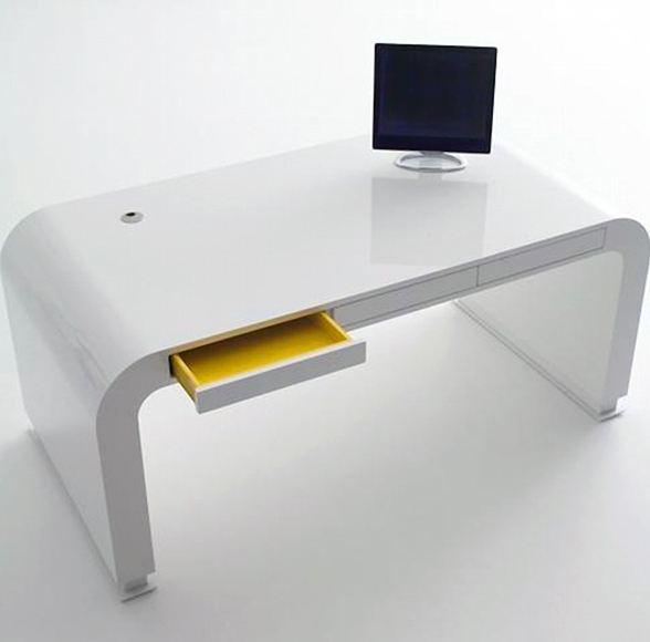 China Elegant Marble Desk