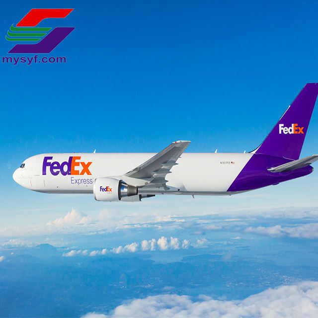 Fedex air freight shipping rate to India from China door to door