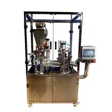 Espresso Capsule Coffee filling and sealing Packing Machine