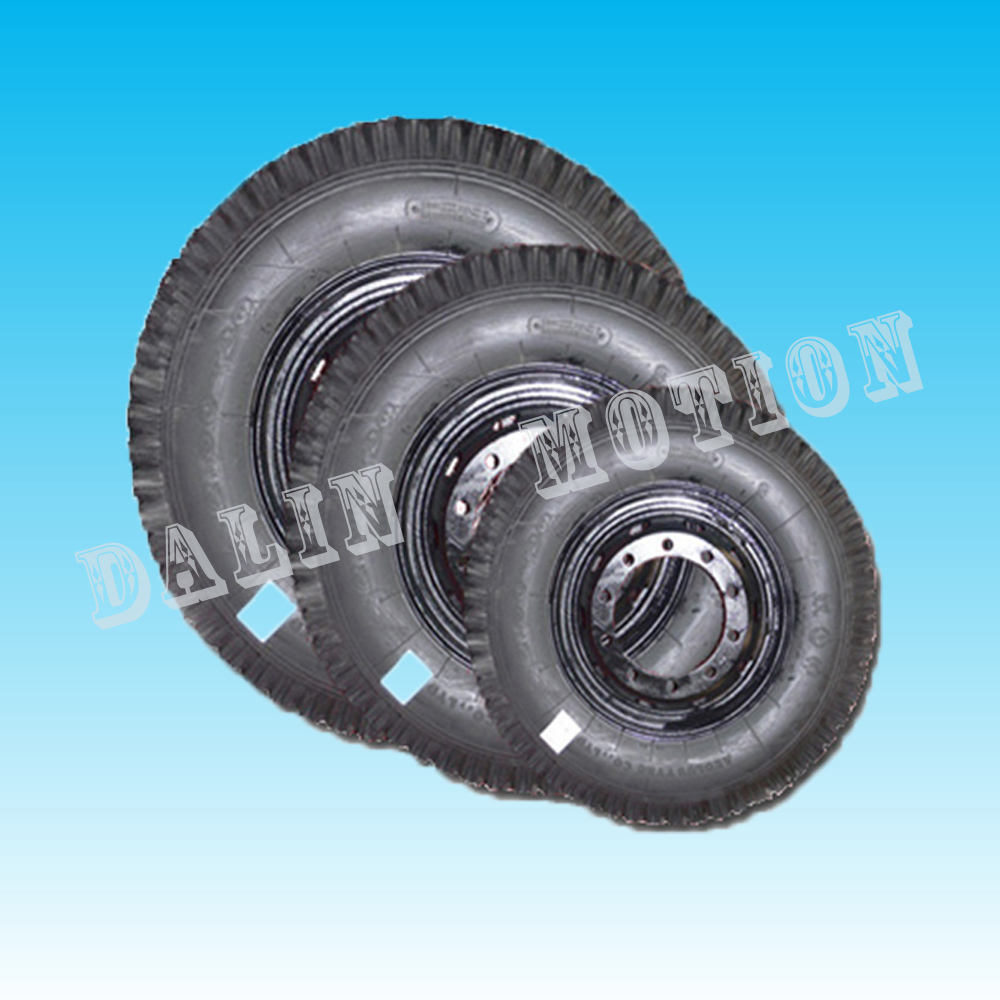 chian best supplier for military used spongy solid tire