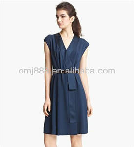2013 Hotest Belted Official lady Dress
