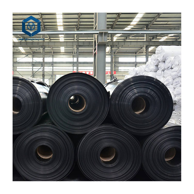 1mm hdpe pond liner 1mm hdpe geomembrane 1mm hdpe sheet