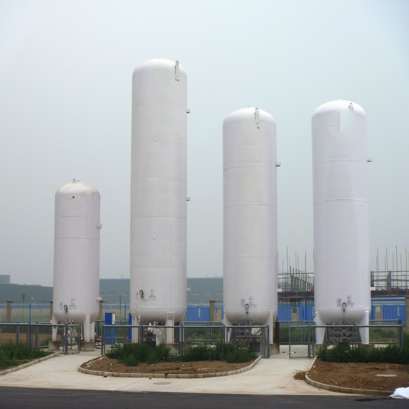 Cyogenic storage tank for industrial gas Liquid oxygen, nitrogen, argon, co2, LNG