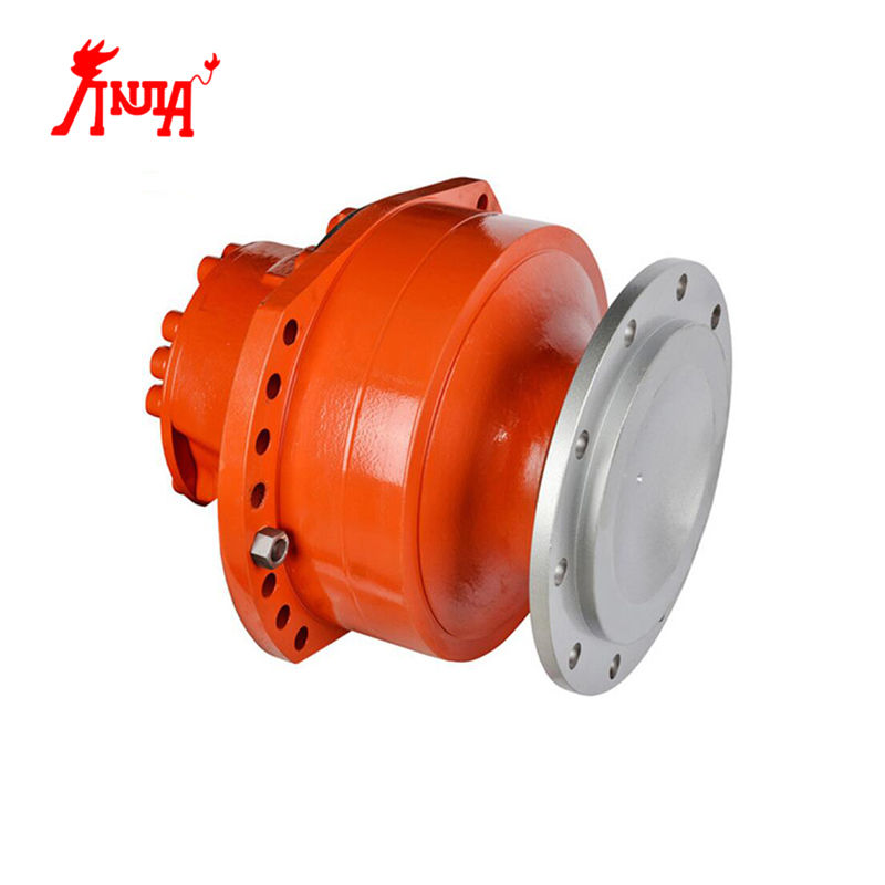 China Jinjia brand Distributors Motor replace Poclain MS25 Hydraulic Radial Piston Travel Motor for Sale