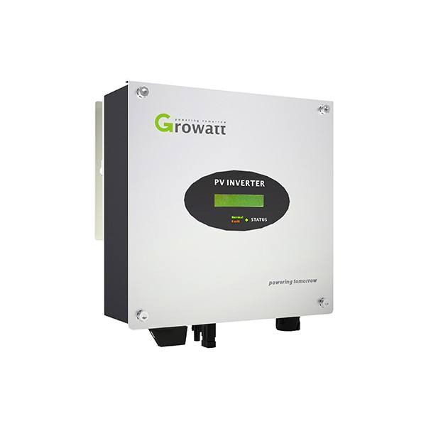 IR-20 Growatt World Famous Brand 1 phase On-grid DC AC Power 1kw 1.5kw 2kw 2.5kw 3kw Solar Inverter
