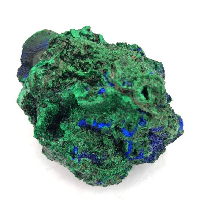 Wholesale Rough Blue Azurite Crystal Raw Stone Azurite And Malachite Mineral