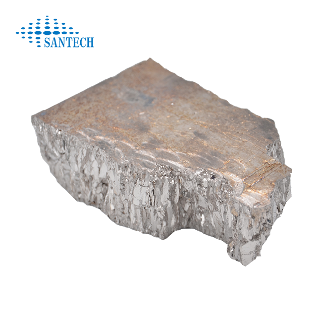 Hot sale pure rose-gold bismuth metal ingot used for zinc plating and in zinc bath instead of lead for 1 kg