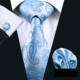 LELE Italian Silk Ties Men Gravatas Custom Ties Paisley Business Import Silk Neck Tie P104