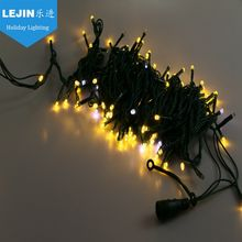 christmas led commercial string light outdoor