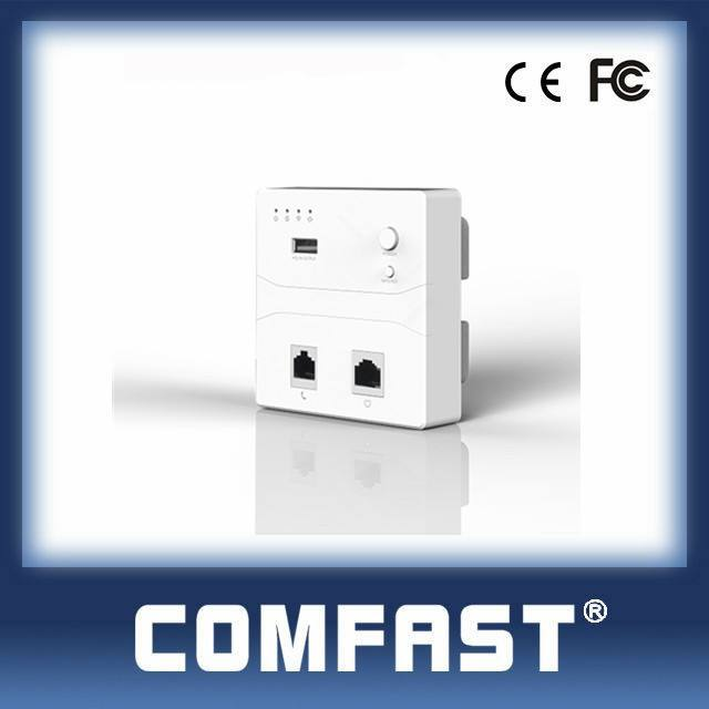 Comfast cf-e510n 300 Mbps feuerfeste in wand ap wireless WPS repeater