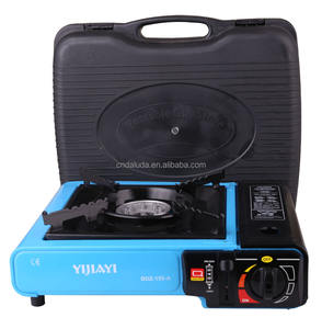 YongKang DALUDA Gas stove with CE approval ,camping butane portable gas burner