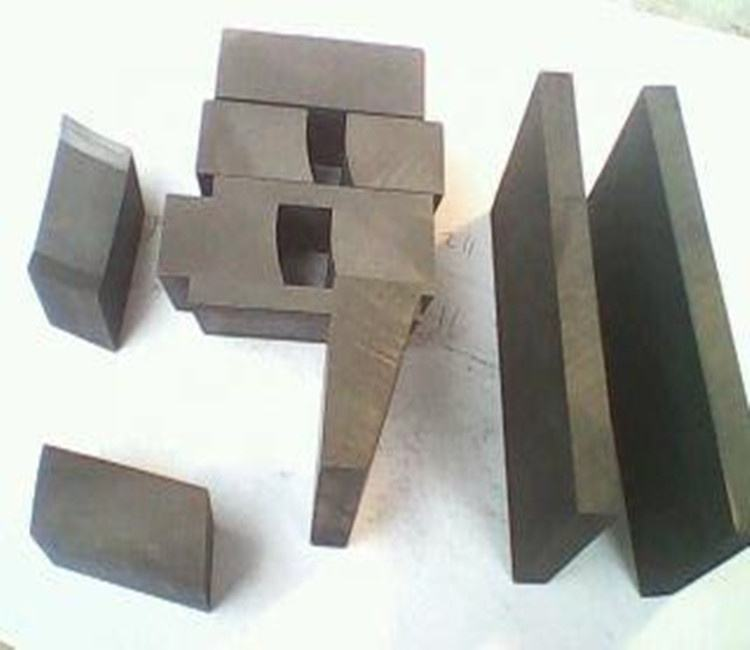 High precision graphite mold for metallurgical industry