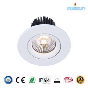 European Quality COB Spot 2700K 5W 7W LED Down Light