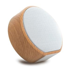 2019 popular subwoofer wireless speaker wooden style portable Blue tooth speaker high quality mini speaker A60