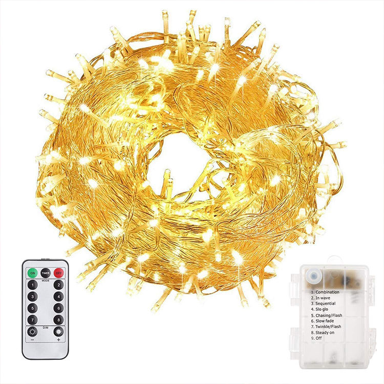 50 LED Battery Operated String Lights New Arrival Decoration String Light Halloween String Light