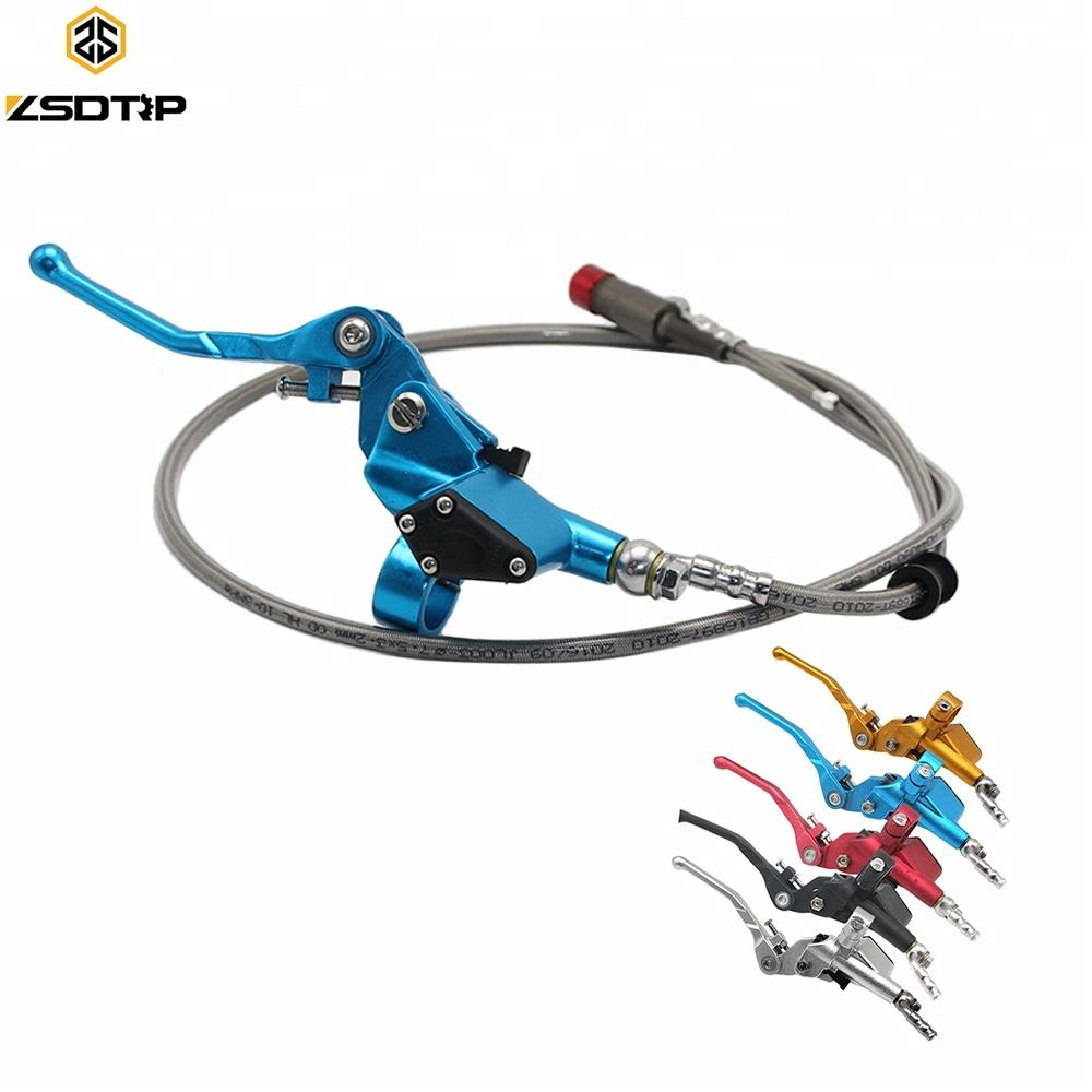 racing hydraulic clutch lever motorcycle cable CNC Aluminum custom motorcycle clutch levers for Motorcycle modification