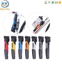 Custom Brand Portable Bicycle Mini Air Pump Bike Pump for Cycling
