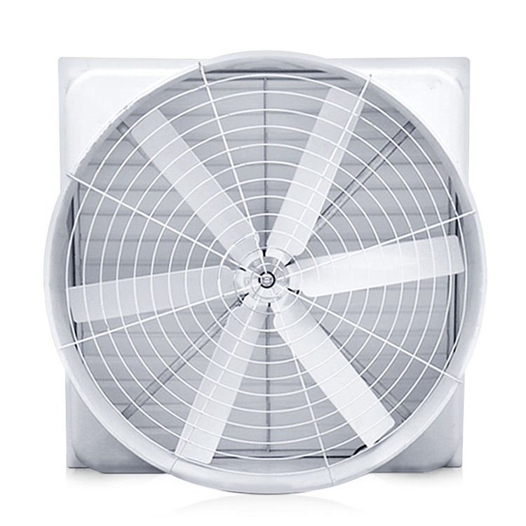 high flow rate ventilation exhaust fan explosion proof axial flow fan