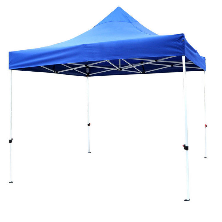 outdoor canopy fabric tent 3 x 3m Promotion customized trade show folding popup tents for event
