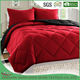 All Season Light Weight Down Alternative Reversible Comforter 3-Piece Comforter Set