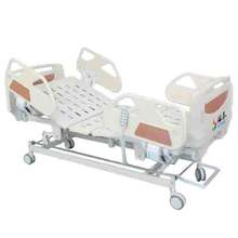OEM M7 five function ICU electric hospital bed