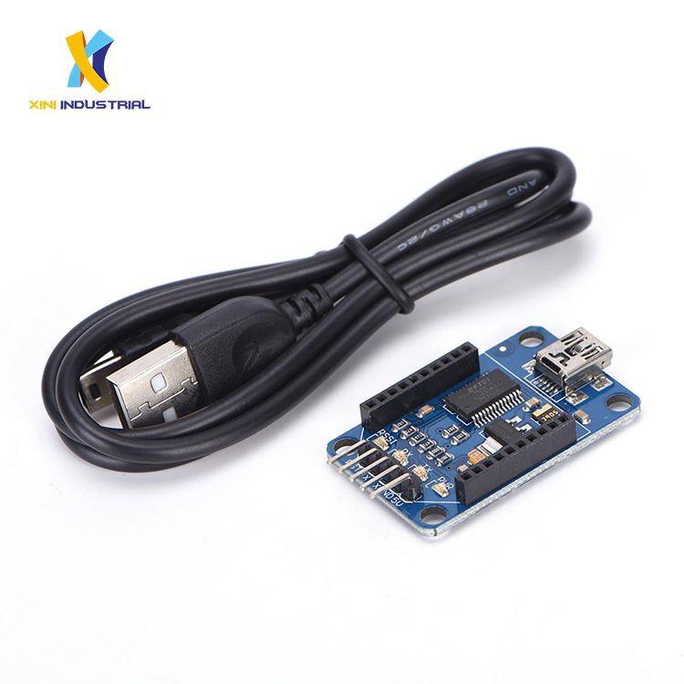 Mini XBee Bluetooth Bee USB a Serial Port Adapter FT232RL Xbee Converter Module Per Arduino