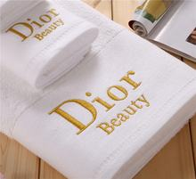 Wholesale 100% Egyptian Cotton Towels Set With Customized Logo