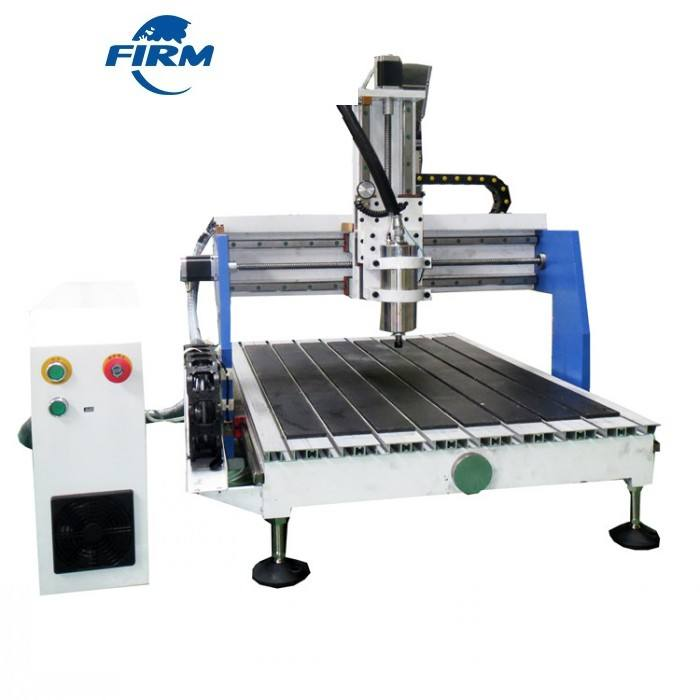 Two-year Warranty Offered Mini Cnc Router FM6090 for Wood Milling and Engraving Materials