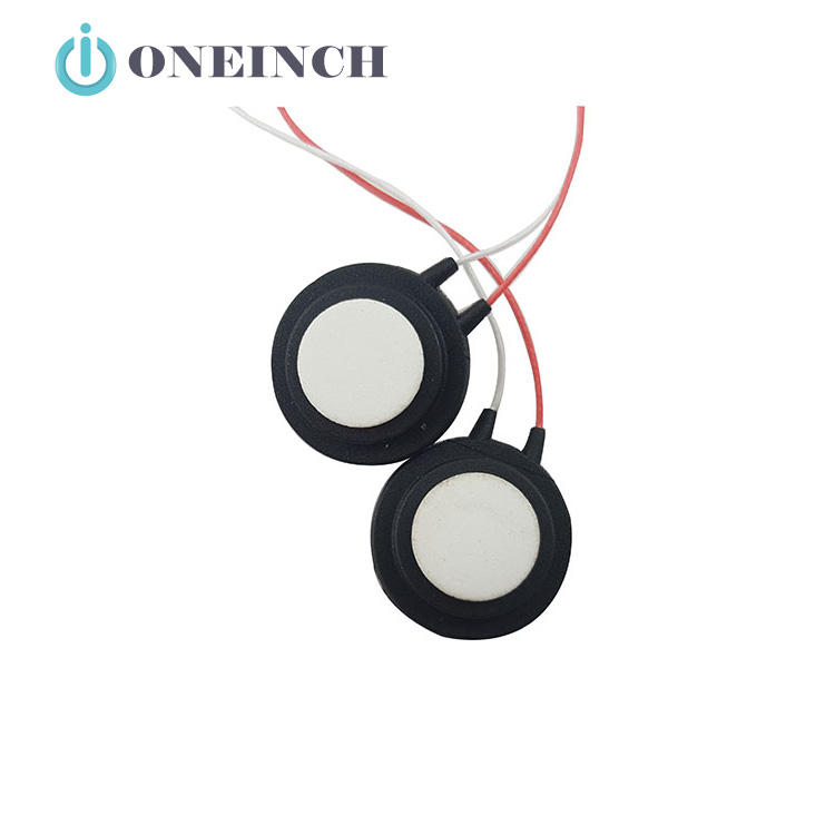 Oneinch gas meter high power air transducer ultrasonic