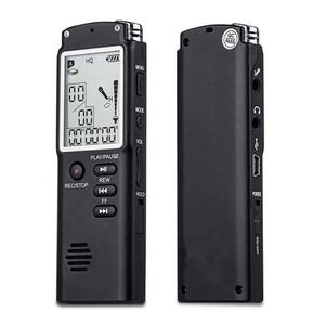 T60 8GB Original Voice Recorder USB Professional 96 Hours Dictaphone Digital Audio Voice Recorder With WAV,MP3 Player