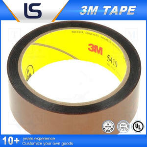 3M 5419 Low Static And Electrostatic Discharge Polyimide Film Adhesive Tape